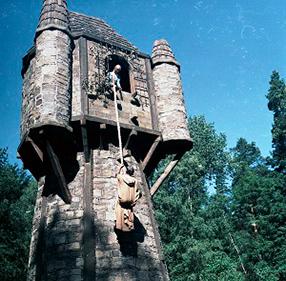 Märchenklassiker: Rapunzel - Der Zauber der Tränen Szenenbild 1