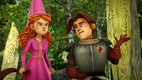 Arthur und die Freunde der Tafelrunde Szenenbild 6