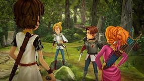 Arthur und die Freunde der Tafelrunde Szenenbild 1