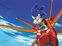 Sonic X Szenenbild 3