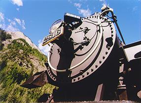 Rocky Mountain Express Szenenbild 1