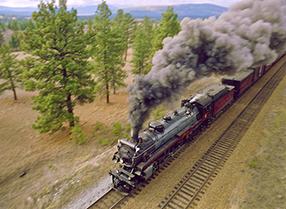 Rocky Mountain Express Szenenbild 6