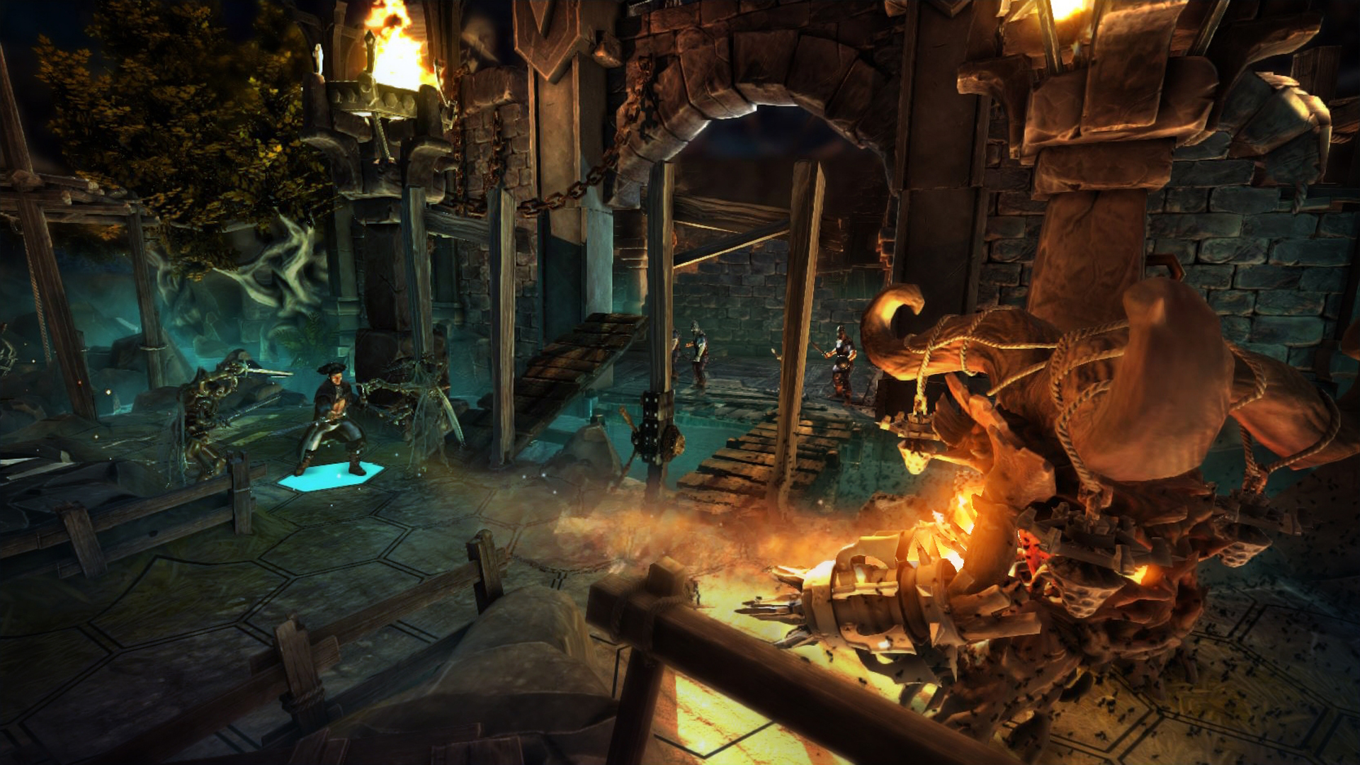 Blackguards 2 - Premium Edition Screenshot 1