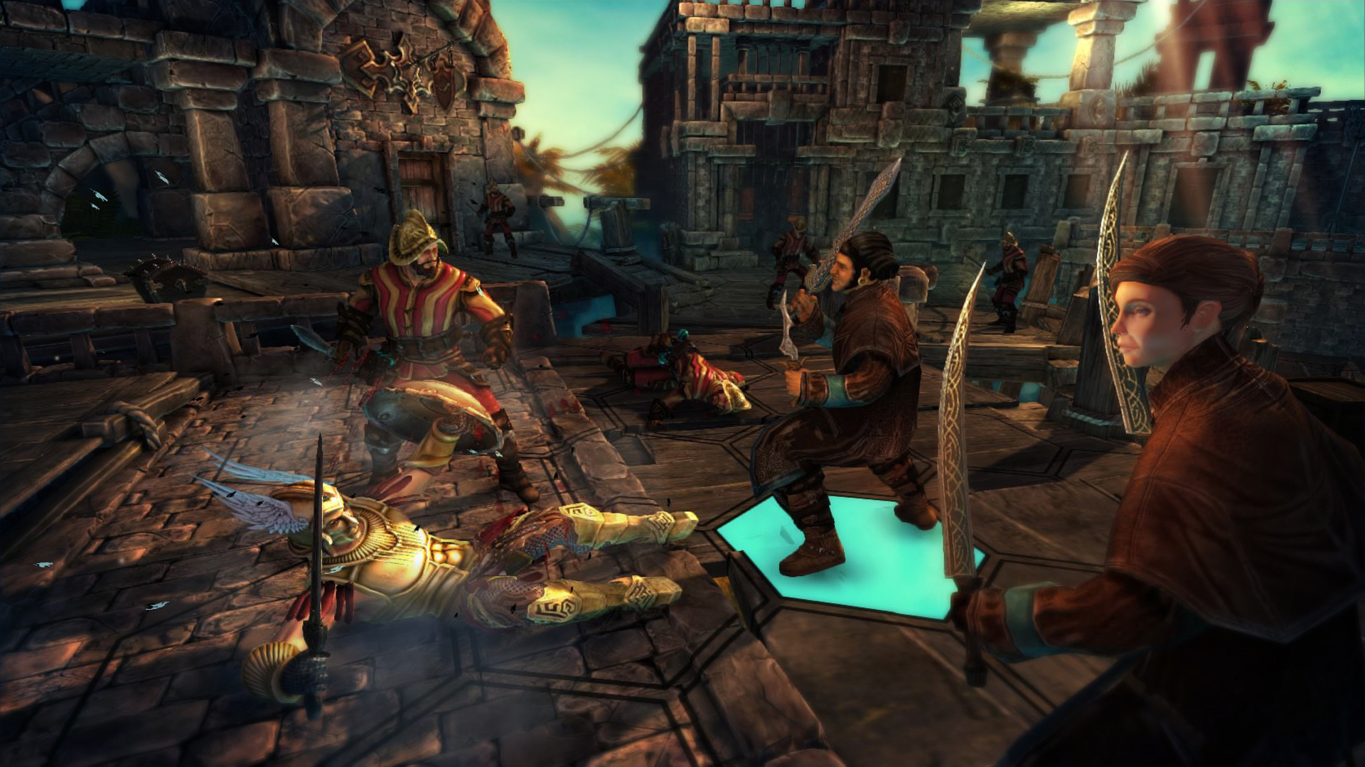 Blackguards 2 - Premium Edition Screenshot 2