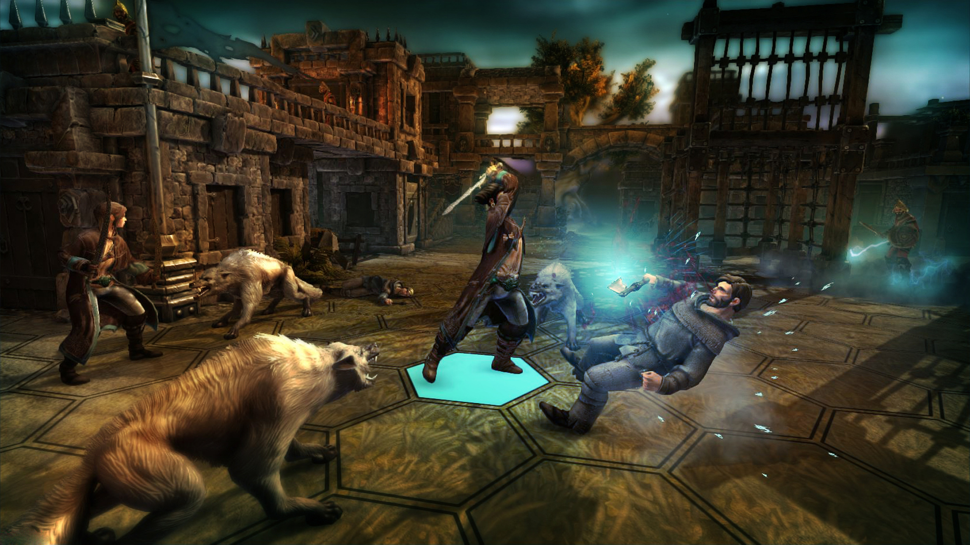 Blackguards 2 - Premium Edition Screenshot 4