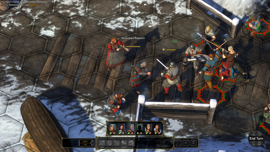 Expeditions: Viking Screenshot 1