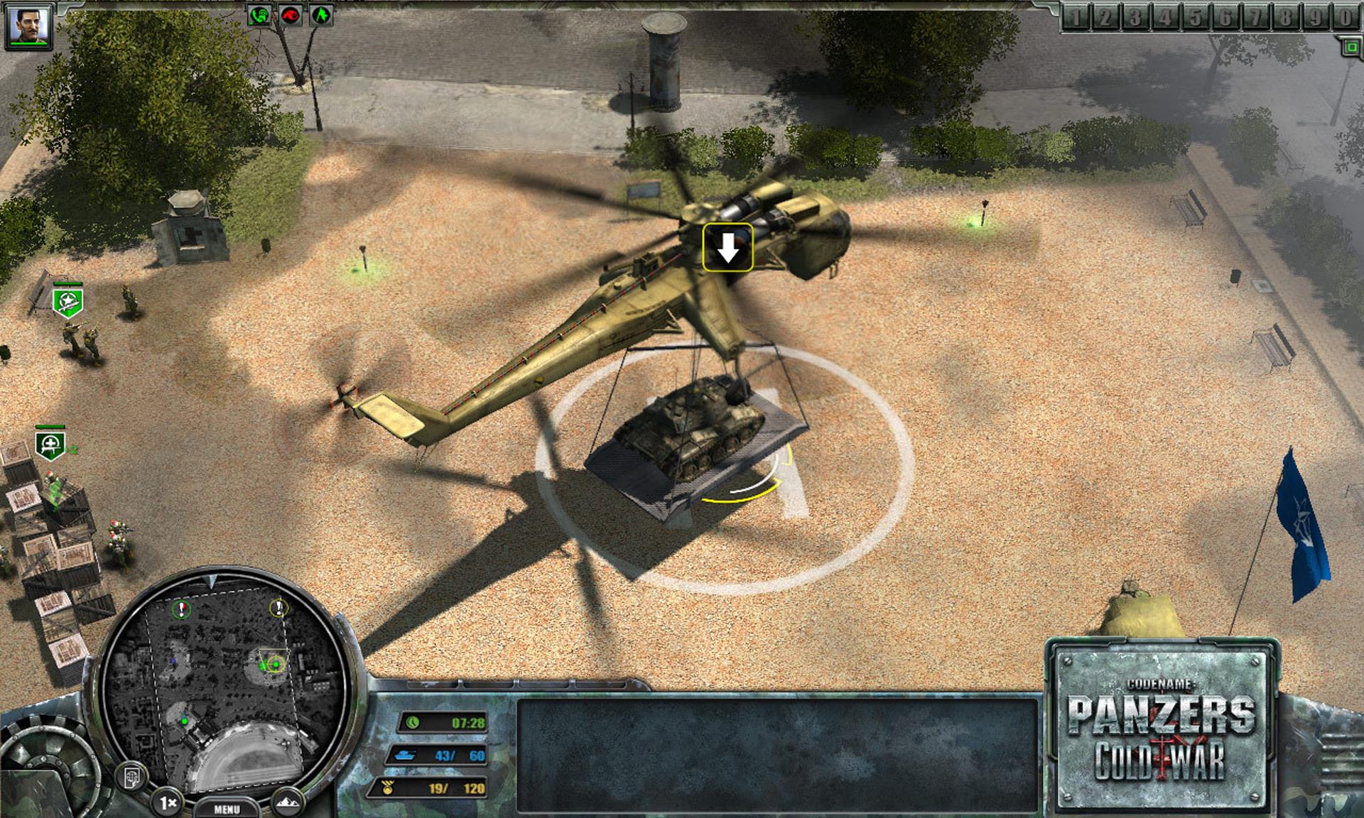 Codename: Panzers Screenshot 1