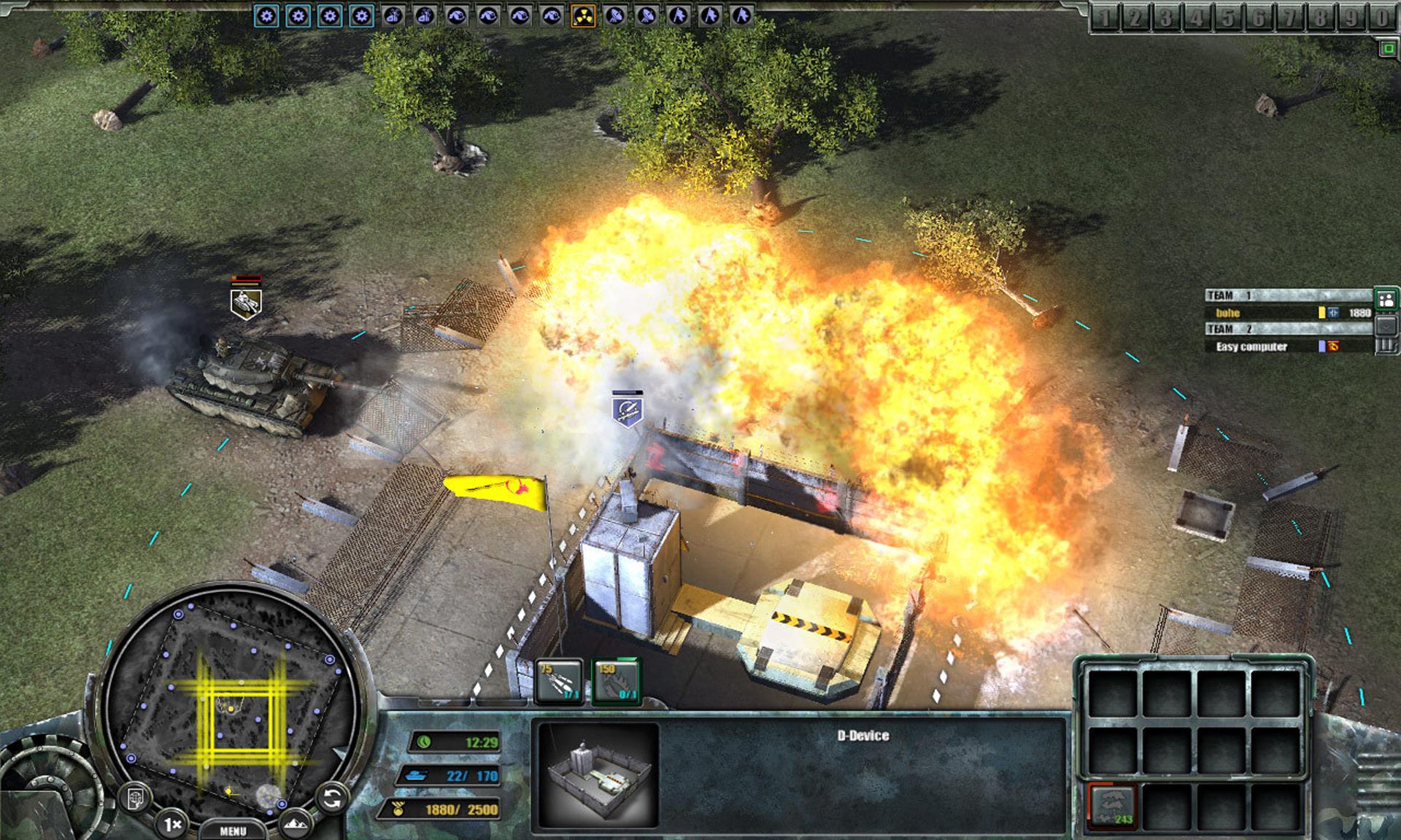 Codename: Panzers Screenshot 2