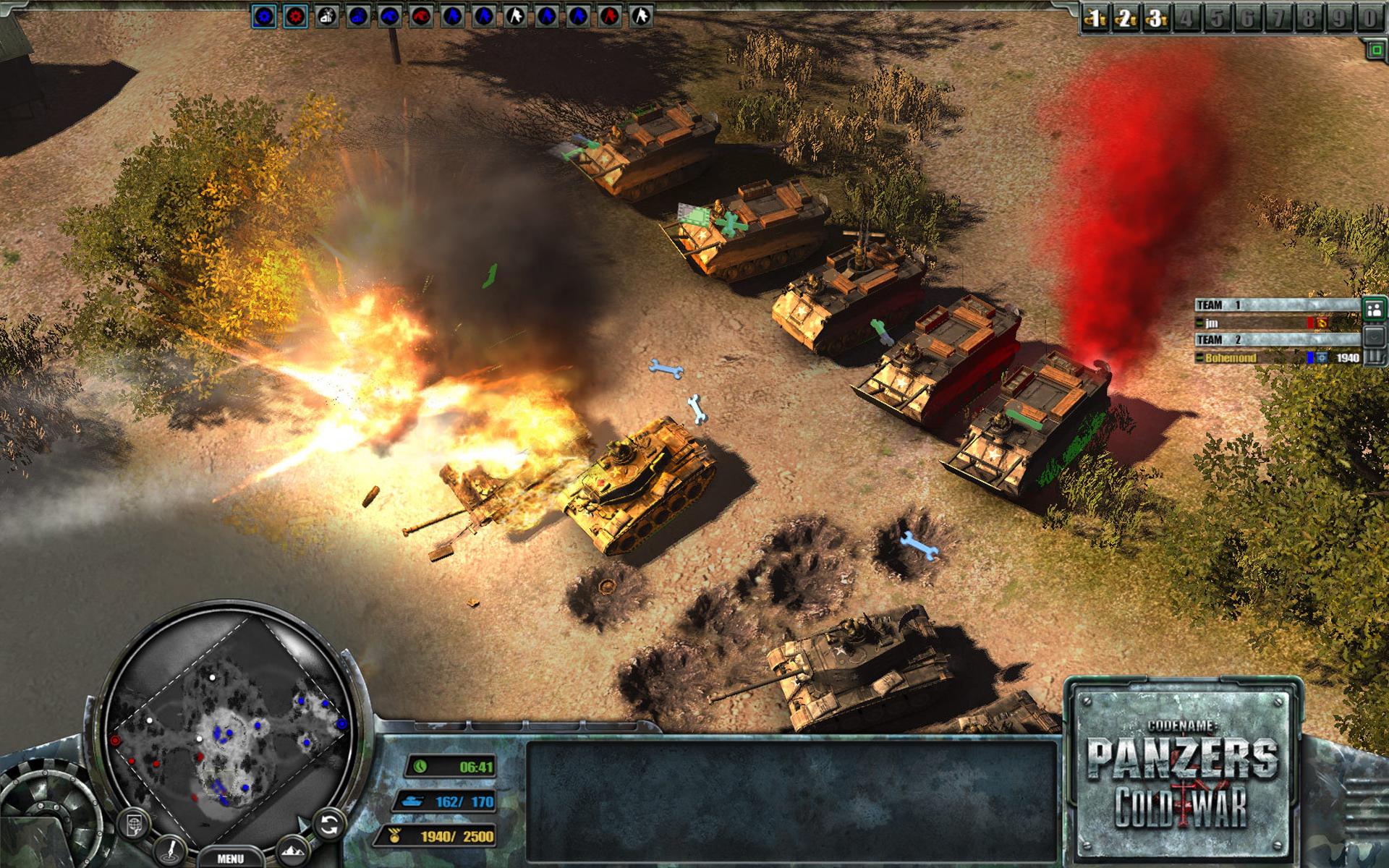 Codename: Panzers Screenshot 3