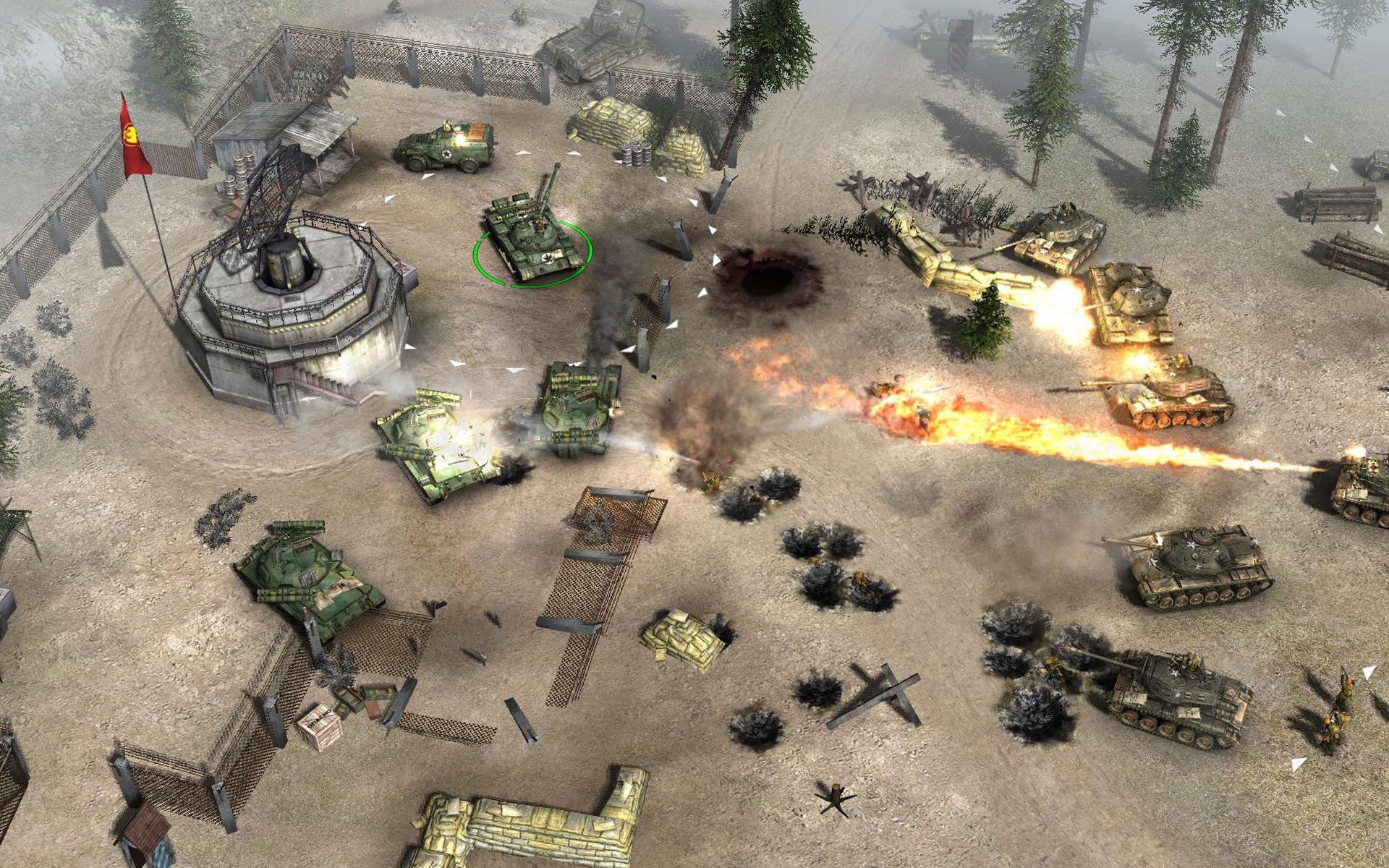 Codename: Panzers Screenshot 4