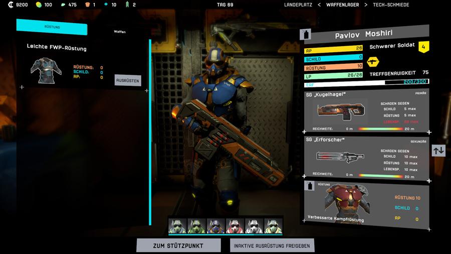 Shock Tactics Screenshot 1