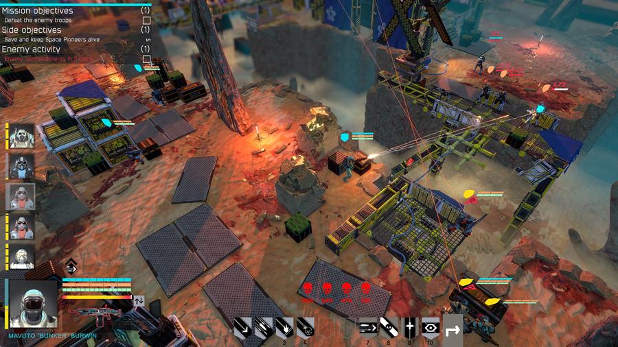 Shock Tactics Screenshot 2
