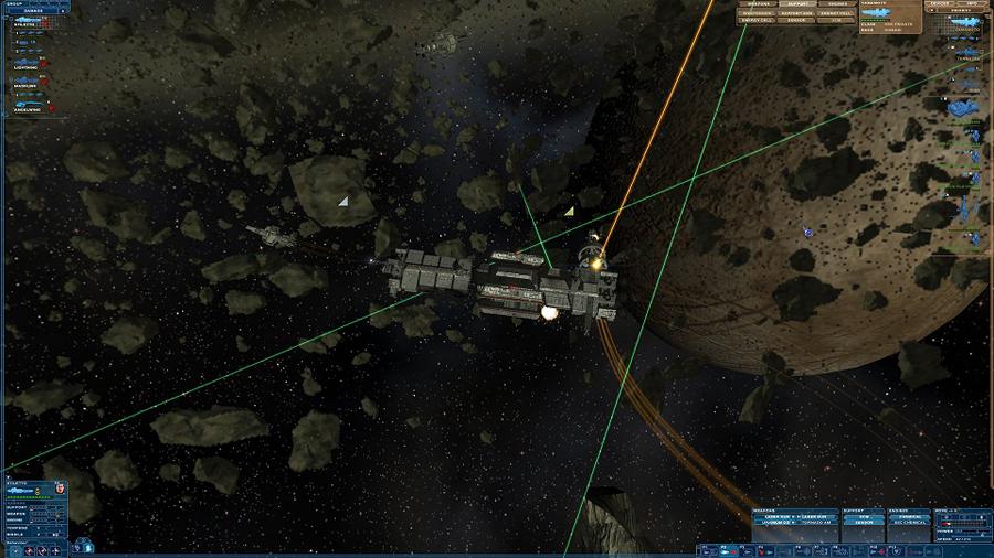 Nexus-Jupiter Incident Screenshot 1