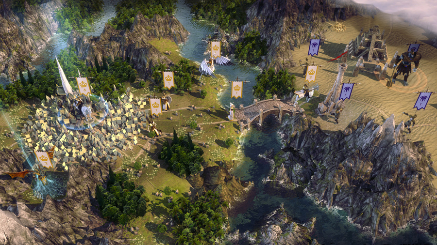 Age of Wonders III CE Screenshot 1