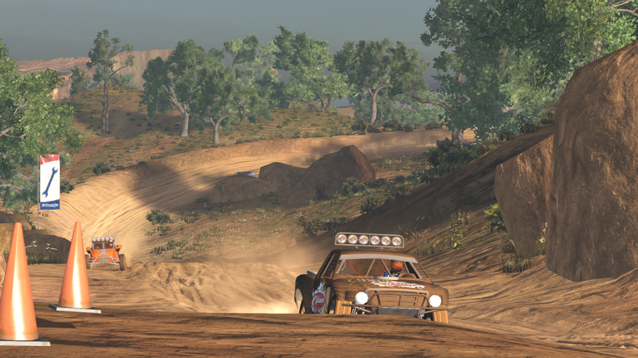 Baja: Edge of Control Screenshot 3