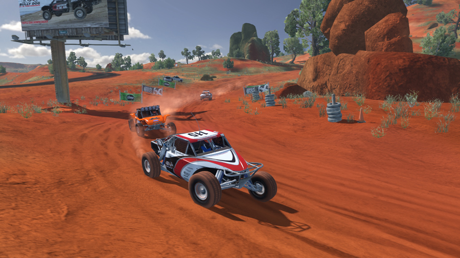 Baja: Edge of Control Screenshot 4