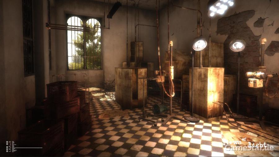 The Town of Light Screenshot 1