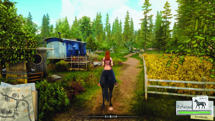 Ostwind - Das Spiel Screenshot 1