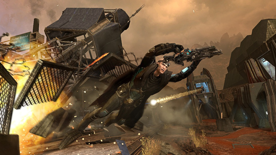 Red Faction - Ze German Ädition Screenshot 2