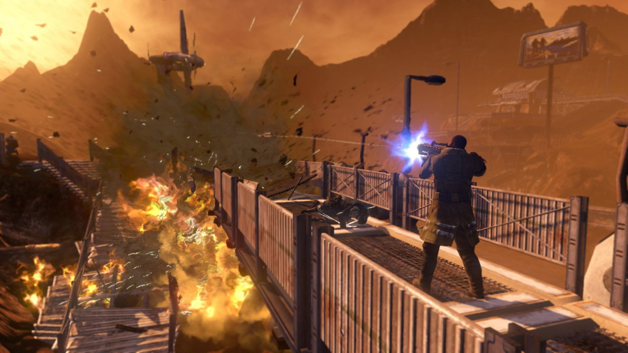 Red Faction - Ze German Ädition Screenshot 4