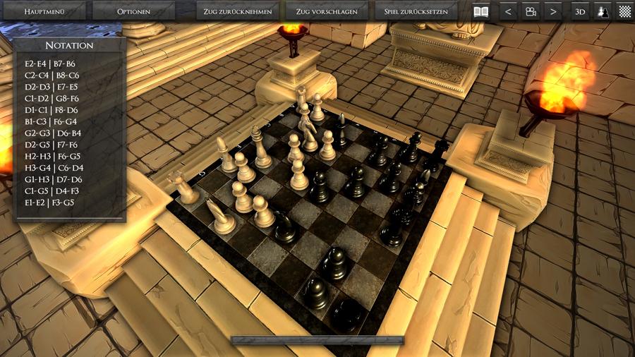 3D Premium Schach Screenshot 1