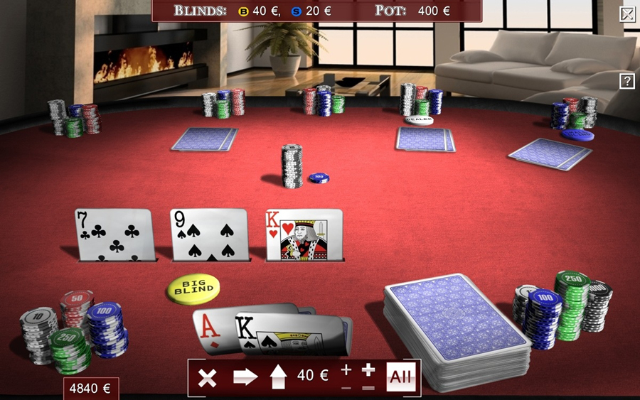 Silver Generation-Kartenspiele Deluxe Screenshot 2