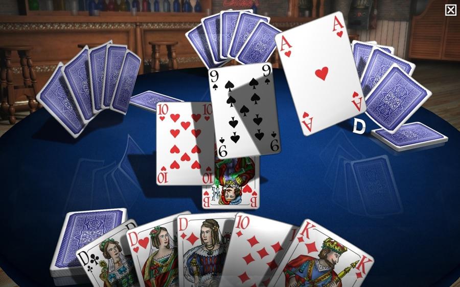 Silver Generation-Kartenspiele Deluxe Screenshot 3
