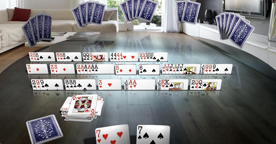 Silver Generation-Kartenspiele Deluxe Screenshot 4