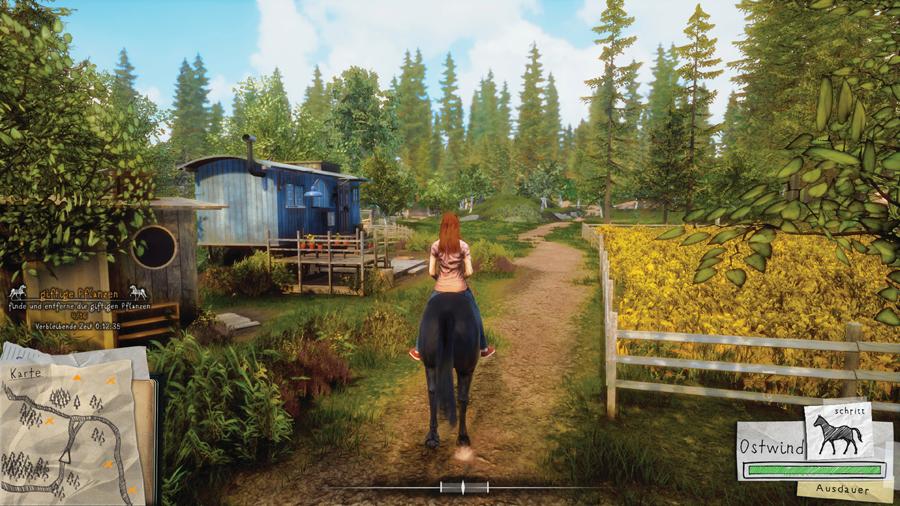 Ostwind - Das Spiel Screenshot 2