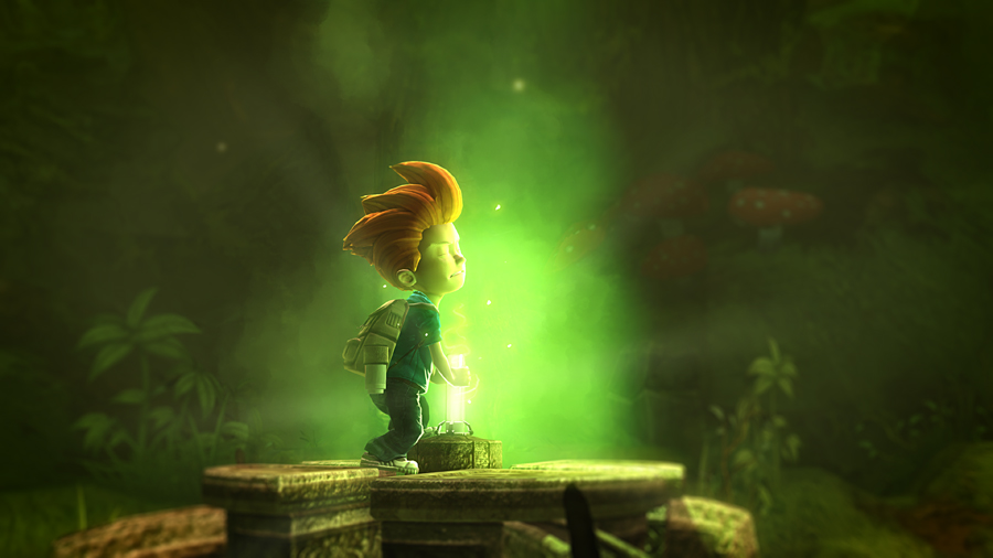 Max: The Curse of Brotherhood Screenshot 2