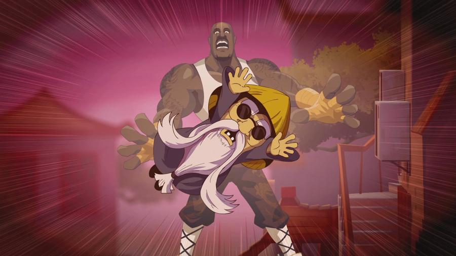 Shaq Fu: A Legend Reborn Screenshot 2