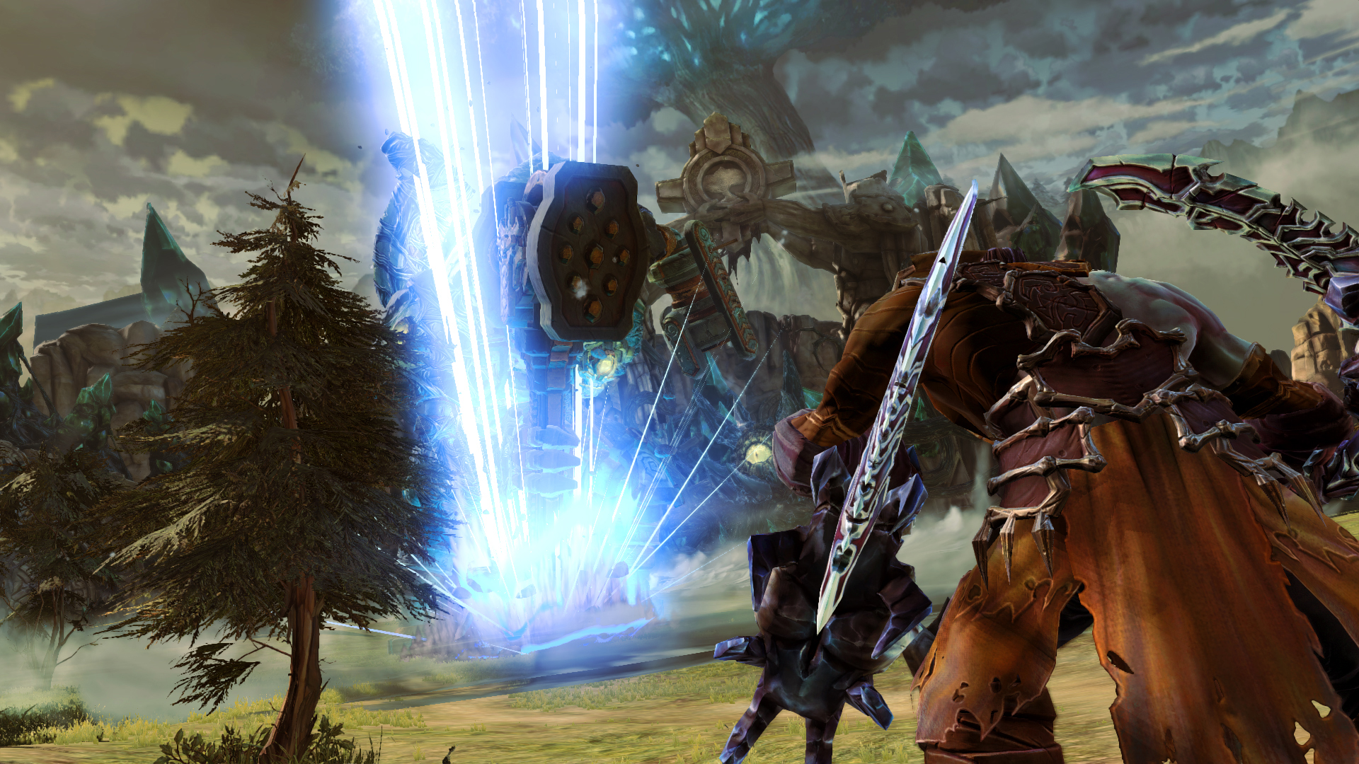 Darksiders 2 Deathinitive Edition Screenshot 2