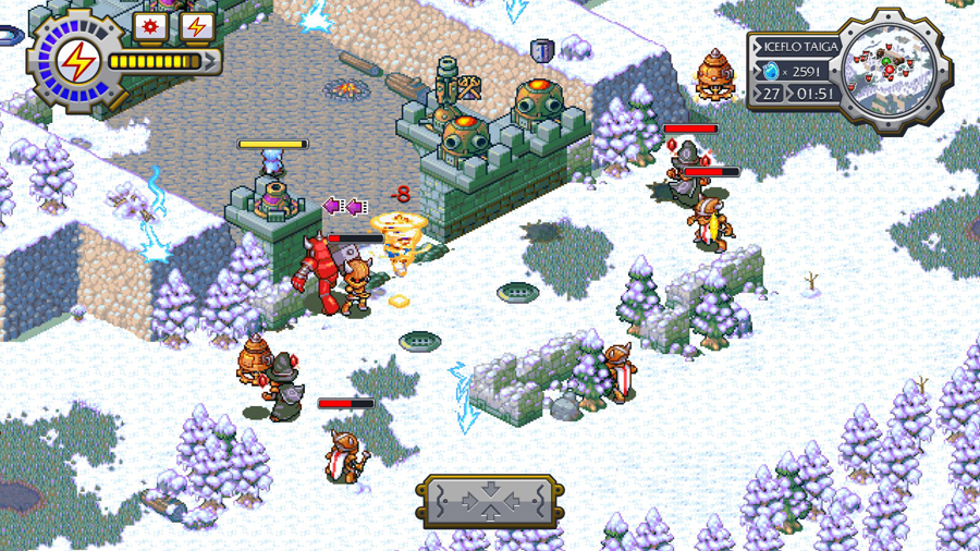 Lock's Quest Screenshot 3