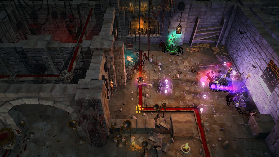 Victor Vran - Overkill Edition Screenshot 3