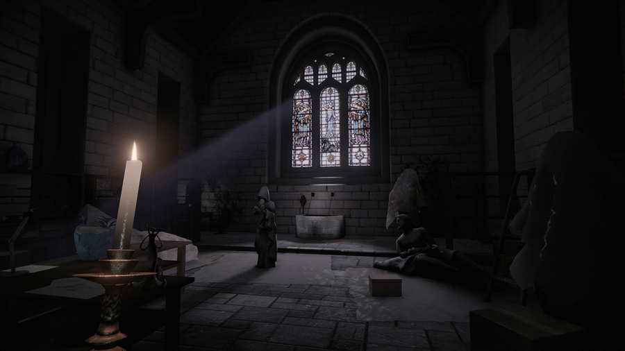 Don't knock twice Screenshot 1