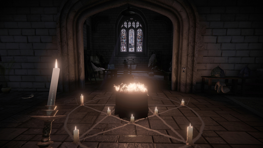 Don't knock twice Screenshot 2