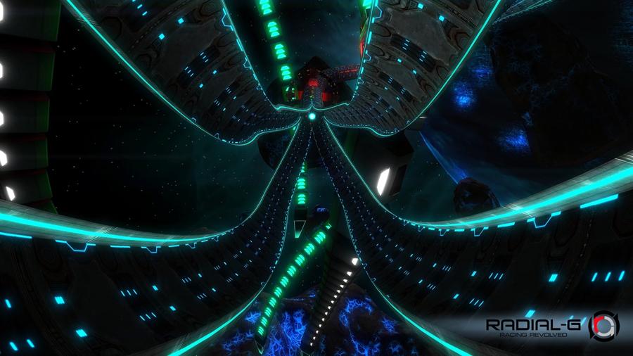 Radial-G [VR] Screenshot 1