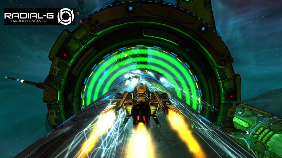 Radial-G [VR] Screenshot 4