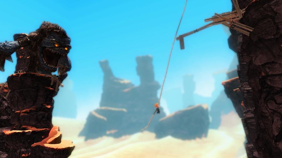Max: The Curse of the Brotherhood Screenshot 1