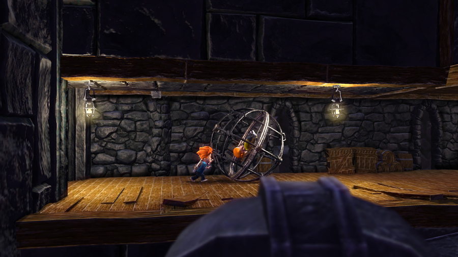 Max: The Curse of the Brotherhood Screenshot 2