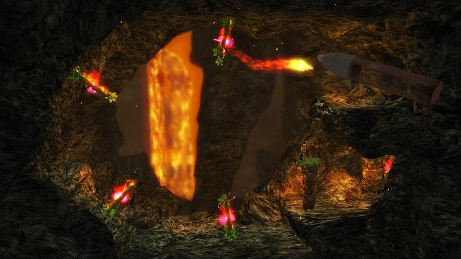 Max: The Curse of the Brotherhood Screenshot 3