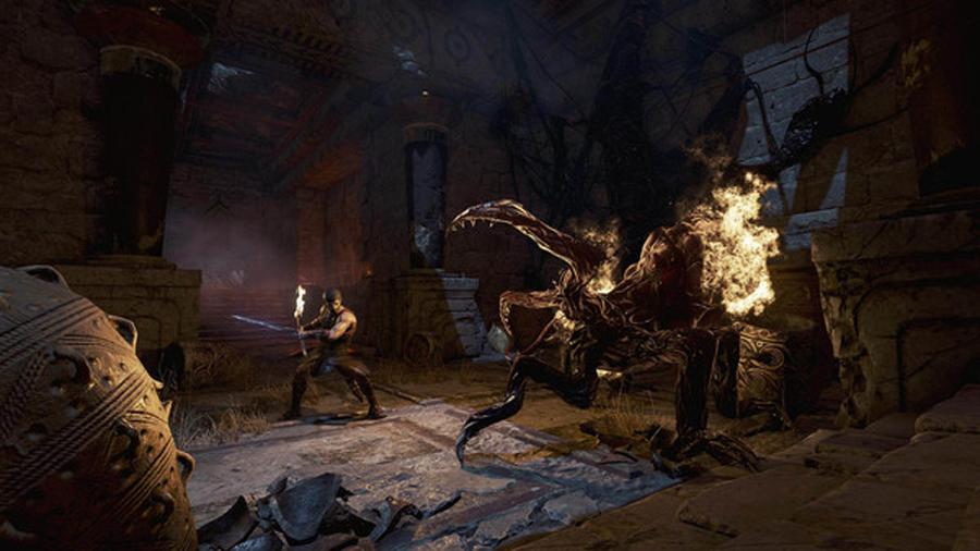 Theseus VR Screenshot 2
