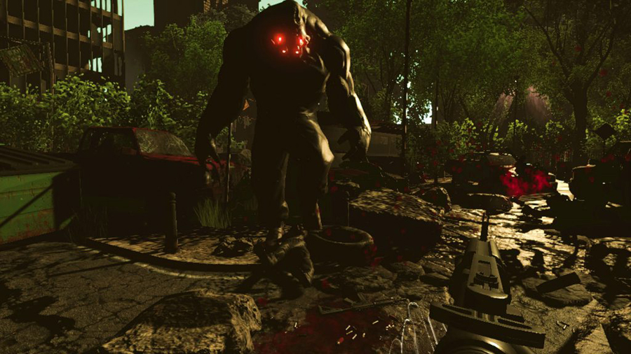 Time Carnage VR Screenshot 2