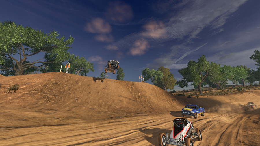 Baja: Edge of Control Screenshot 2