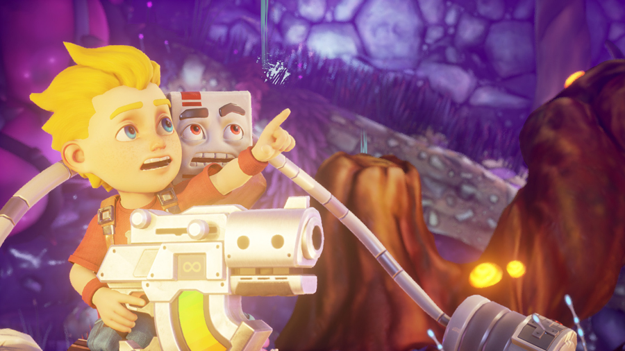 Rad Rodgers Screenshot 1