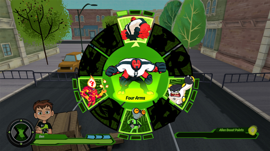 Ben10 Screenshot 2